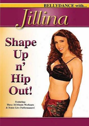 Jillina - Shape Up N' Hip Out
