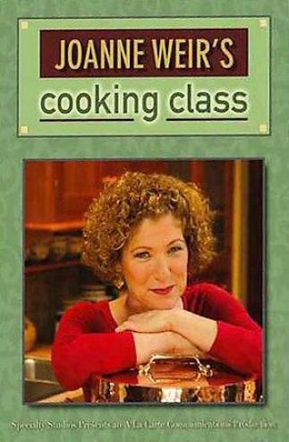Joanne Wier's Cooking Class