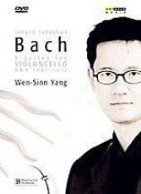 Johann Sebastian Bach - 6 Suites For Violoncello Bwv 1007-1012