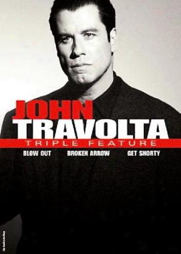 John Travolta - Triple Feature
