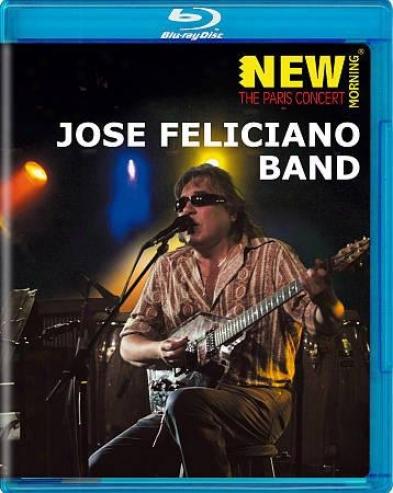 Jose Feliciano Band - The Paris Concert