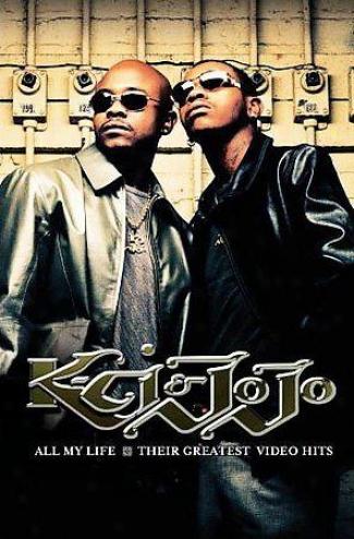 K-ci & Jojo - All My Life: Their Geatest Video Hits