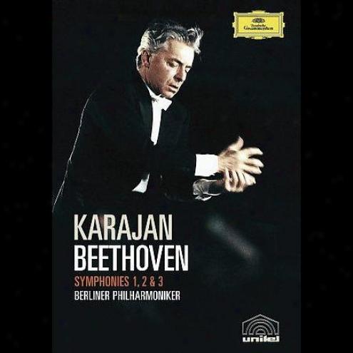 Karajan - Beethoven: Symphonies 1-3