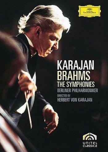 Karajan/berlin Philharmonic Orchestra - Symphonies Nos. 1-4