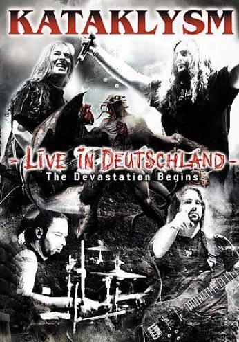 Kataklysm - Live In Deutschland: The Devastation Begins