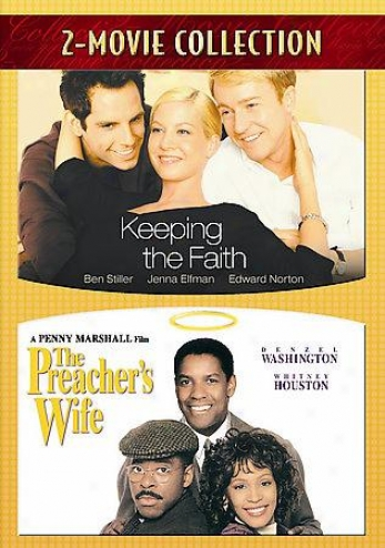 Keeping The Faith/the Preacher's Wife