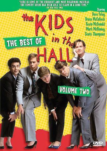 Kids In The Large room: The Best Of Kids In The Hall - Volume 2