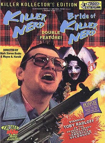 Killer Nerd/bride O Killer Nerd Double Feature