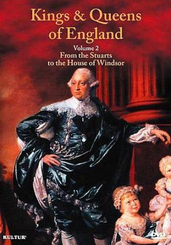 Kings & Qeens Of England Vol. 2