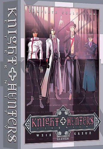 Knight Hunters: Eternity - Complete Collection