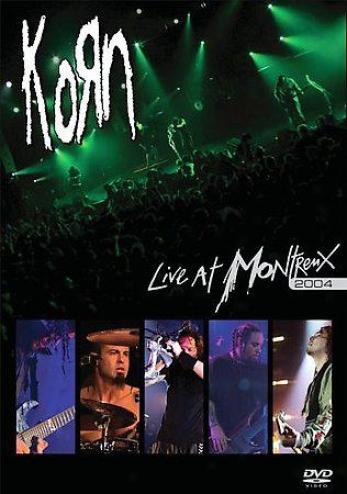 Korn - Live At Montreux 2004