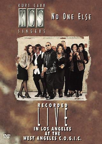 Kurt Carr Singers - No One Else