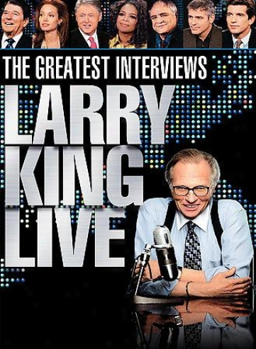 Larry King Lkve: Greatest Interviews Collection