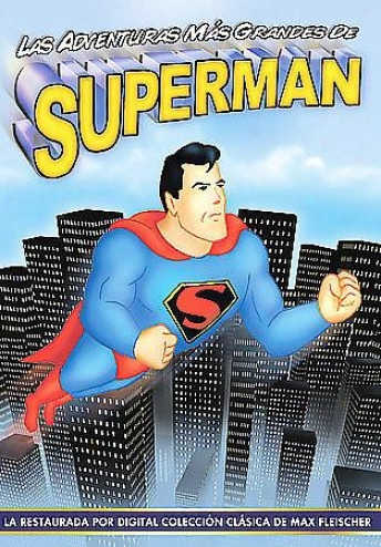 Las Advenfuras Mas Grandes De Superman