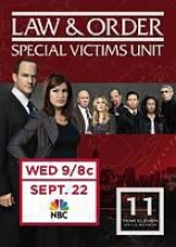 Law & Order: Special Victims Unit - Year Eleven