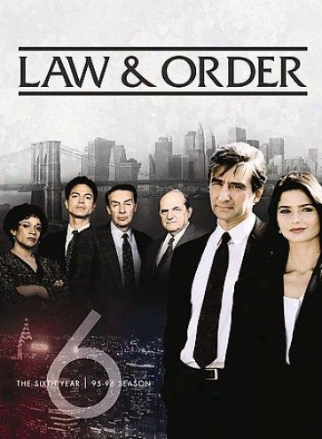 Law & Order - The Sixth Year