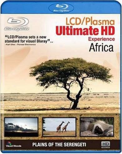Lcd/plasma Utimate Hd Experience: Africa
