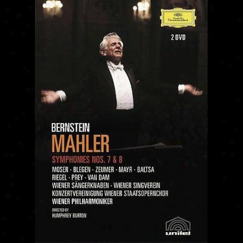 Leonard Bernstein - Symphonies Nos. 7 & 8