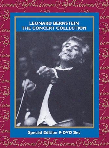 Leonard Bernstein - The Concert Collection