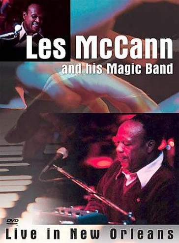 Les Mccann - Live In New Orleans