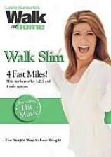 Leslie Sansone - Walk Slim: 4 Fast Miles!