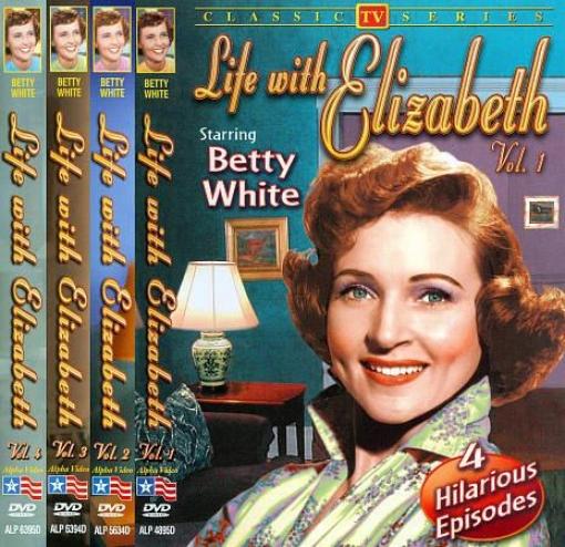 Life With Elizabeth, Vols. 1-4
