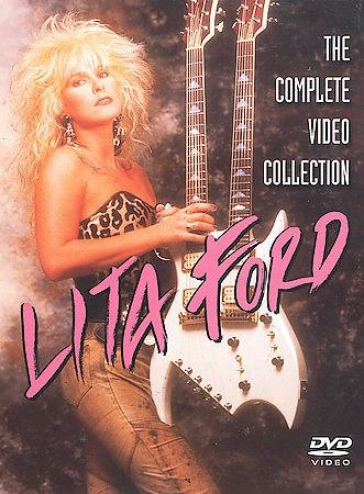 Lita Ford - The Complete Video Collection