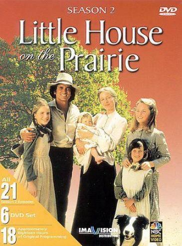 Little House On The Prairie - Season 2