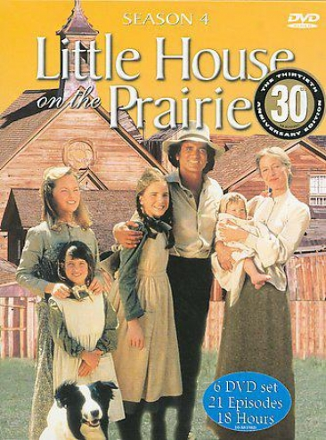 Little House On The Praurie - Season 4