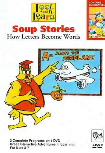 Look And Learn - Soup Storise