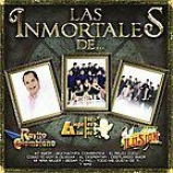 Los Angeleq Azules/rayito Colombiano/aaron Y Su Grupo Ilusion - Las Inmortales D
