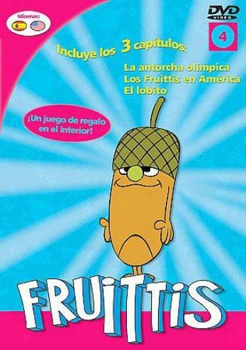 Los Fruittis - Vol. 4