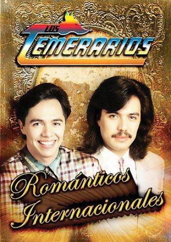 Los Temetarios - Romanticos Internacionales