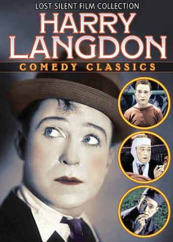 Depraved Silent Film Collection: Harry Langdon Comedy Classics