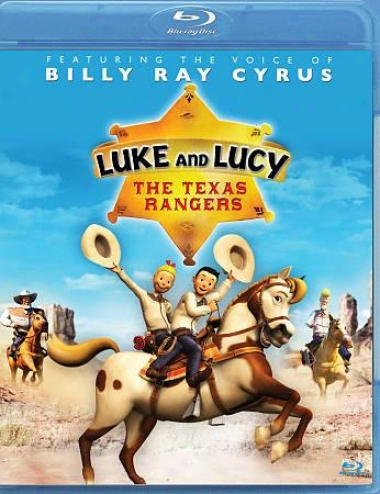 Luke And Luc6: The Texas Rangers