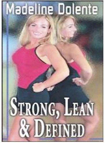 Madeline Dolente - Strong Lean & Defined