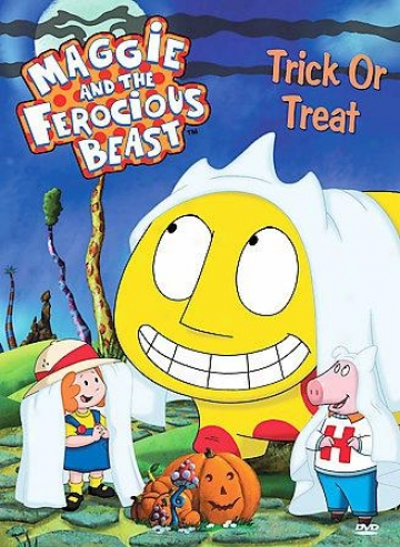 Maggie And The Ferocious Beast - Trkck Or Entertain