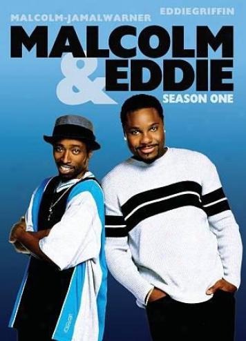 Malcolm & Eddie - Season One