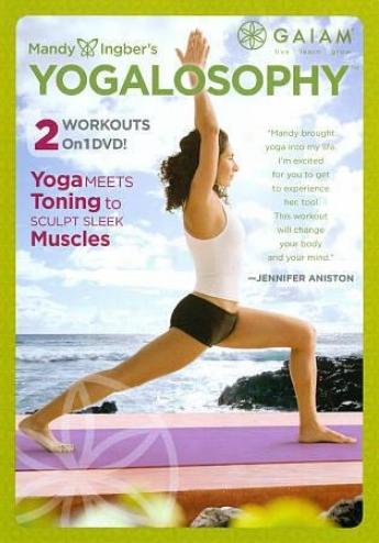Mandy Ingber: Yogalosophy