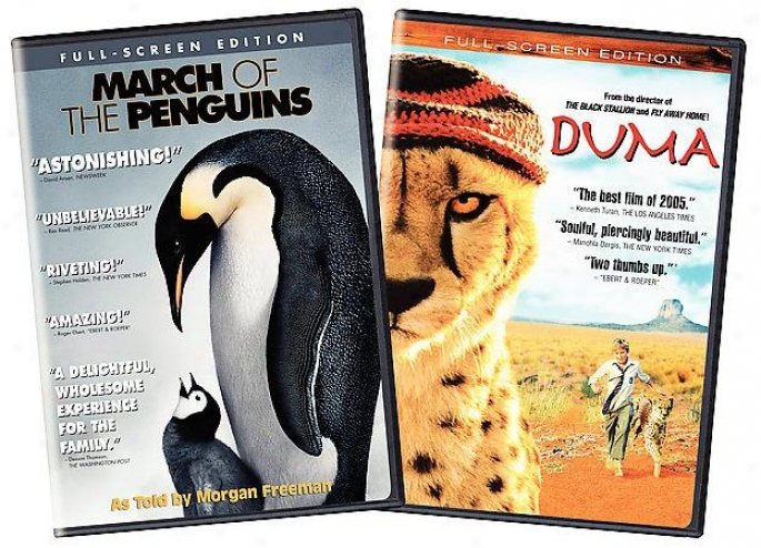 Walk  Of The Penguins/duma