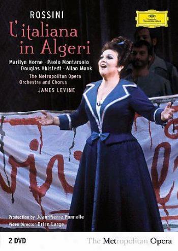 Marilyn Horne -  L'italiana In Algeri