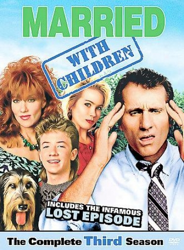 Married...with Children- The Complete Third Season