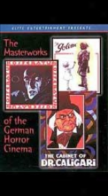 Masterworks Of German Horror Cinema - Triple Feature Box Set