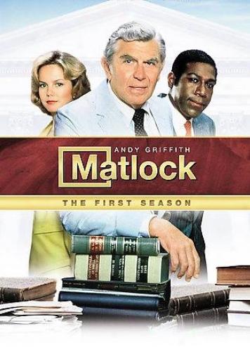 Matlock - The Compldte Season United