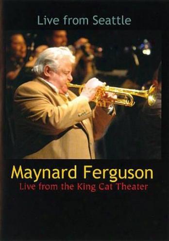 Maynard Ferguson - Live From Thw Sovereign Cat Theater
