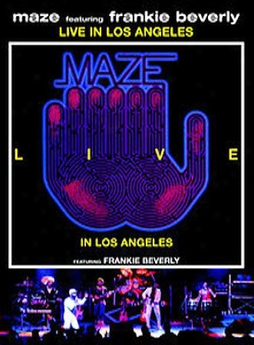 Maze - Featuring Frankie Beverly: Live In Los Angeles