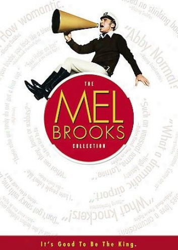 Mel Brooks Boxset Collevtion