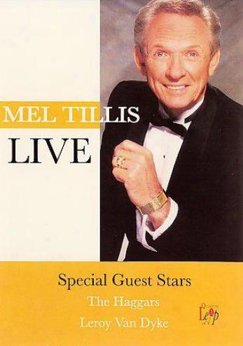 Mel Tillis - Live