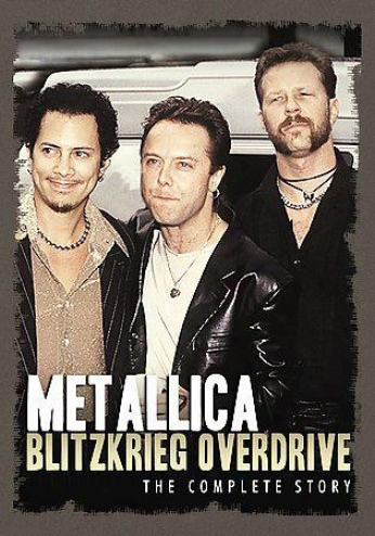 Metallica - Blitzkeieg Overdrive