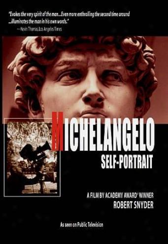 Michelangelo: Sdlf-portrait